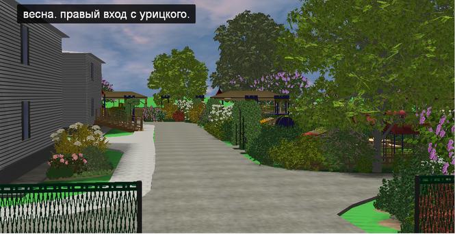 Архангельская область, г. Яренск, детский сад.
